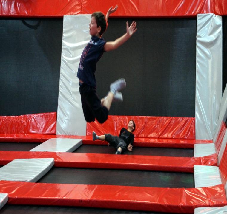Jump im Funnymotion