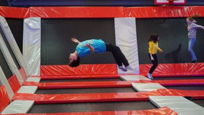 Jump und Spass für Kids